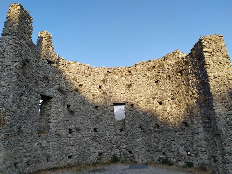 Ambiente Aperto Del Castello A Mercato San Severino