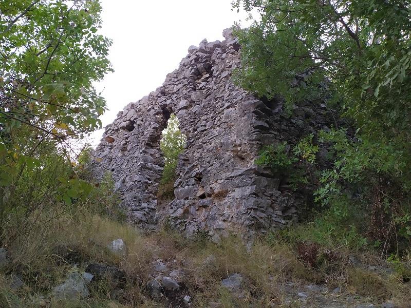 Ambiente Chiuso Del Castello Dei San Severino