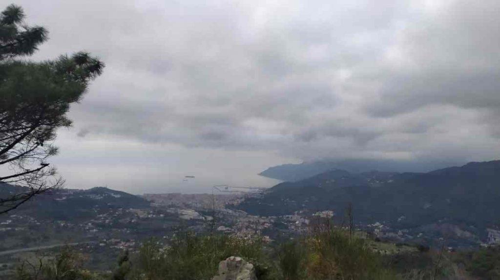 Vista Dal Monte Stella