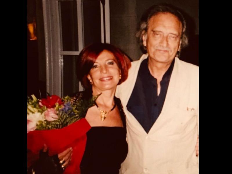 Emma Atonna Con Sergio Parisini