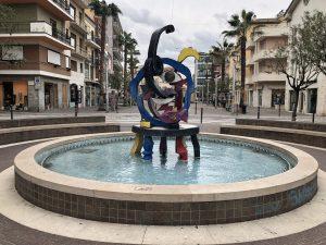 Allegro - foto del monumento