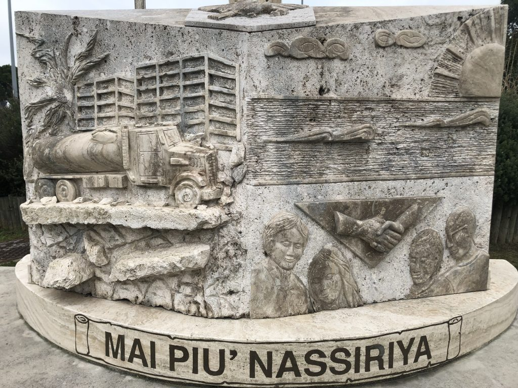 Caduti di nassiriya - i nomi dei caduti