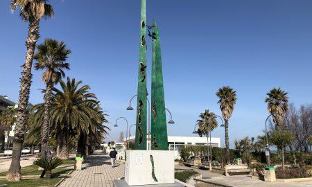 Il Monumento A Salvo D'acquisto