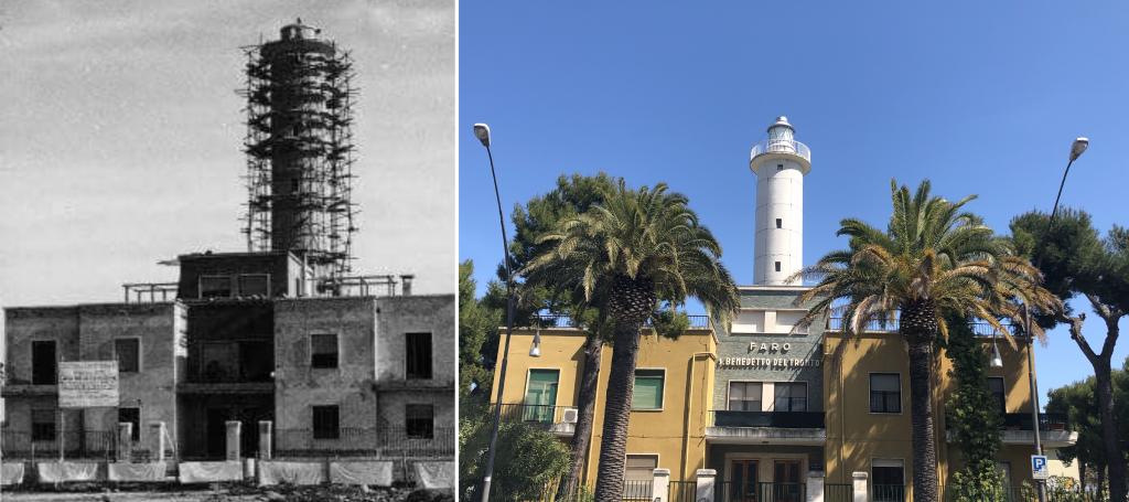 Il Faro ieri e oggi