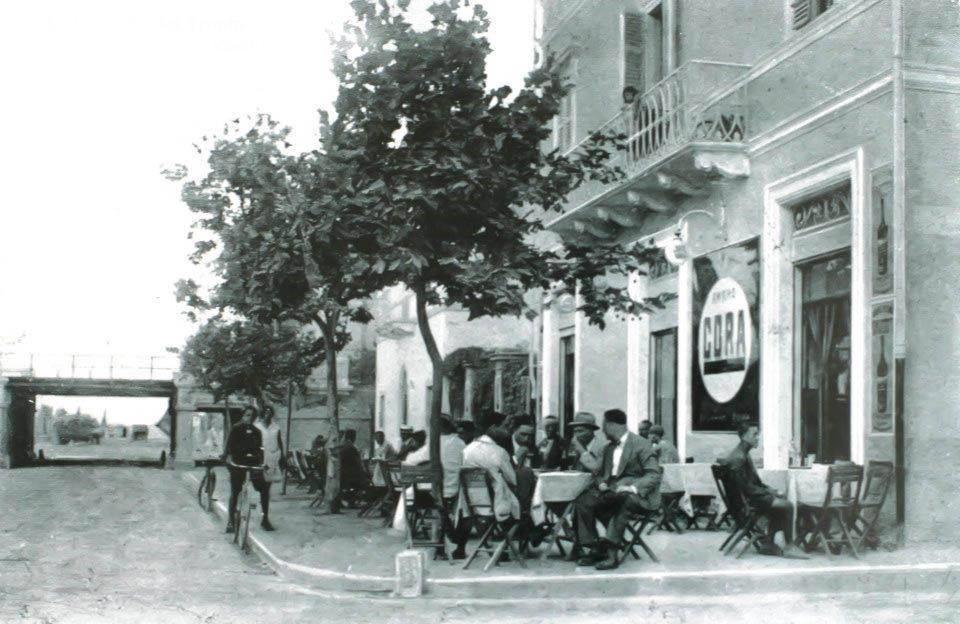 Caffe Florian, prima chiamato Caffe Impero