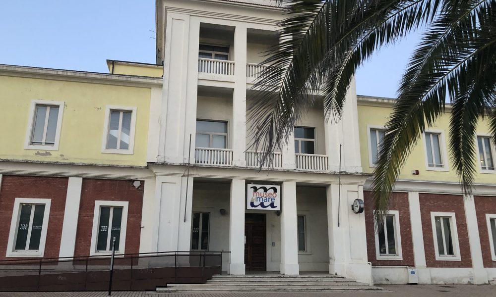 Il Museo Del Mare, entrata