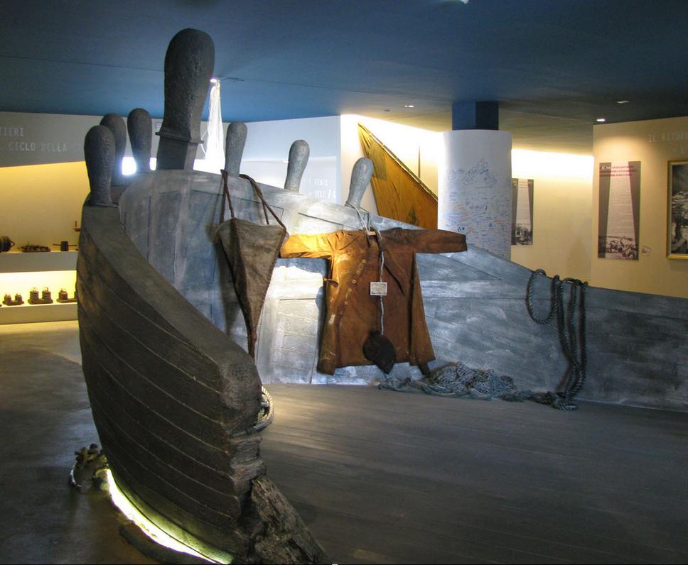 Il Museo del Mare: Museo Della Civilta Marinara