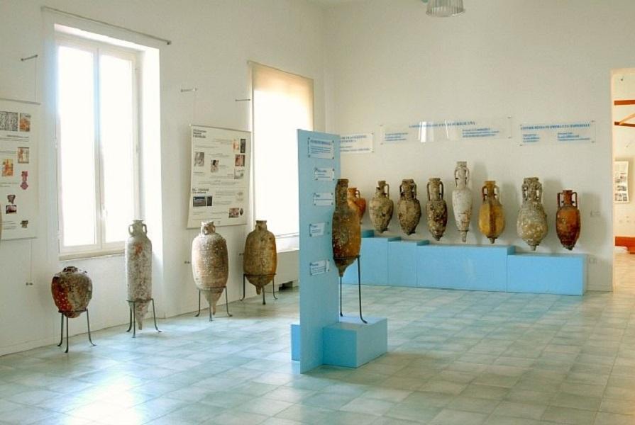 Il Museo del mare, Museo Delle Anfore