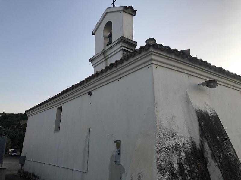 Campanile tempietto Santa Lucia