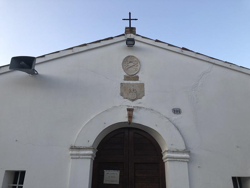 Particolare tempietto Santa Lucia
