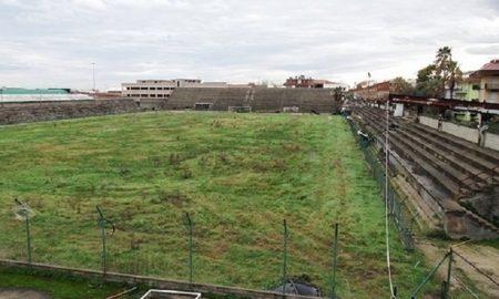 Lo Stadio Ballarin