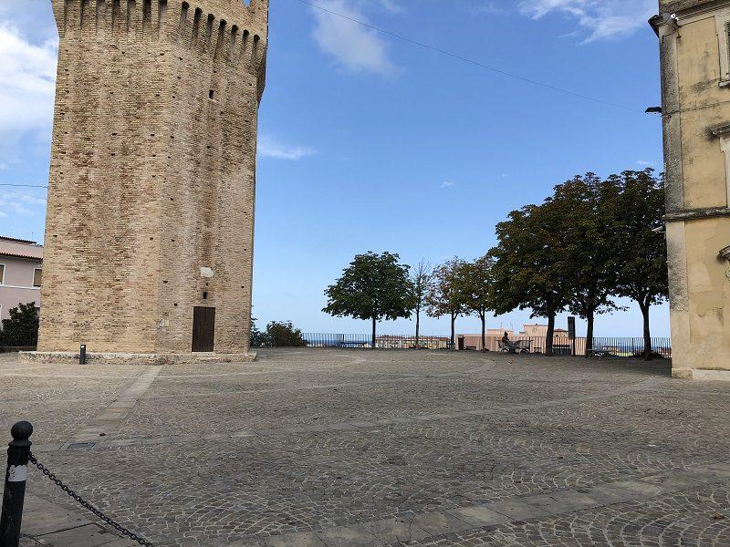 Piazza Giuseppe Sacconi