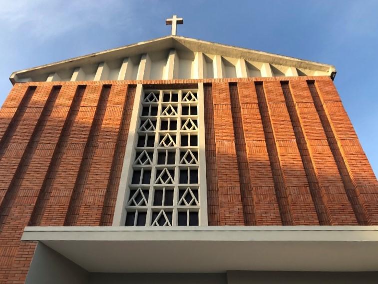 Particolare Chiesa Sacra Famiglia 1