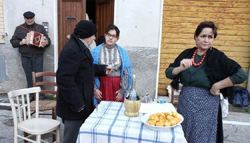 Scenetta A Natale Al Borgo 1