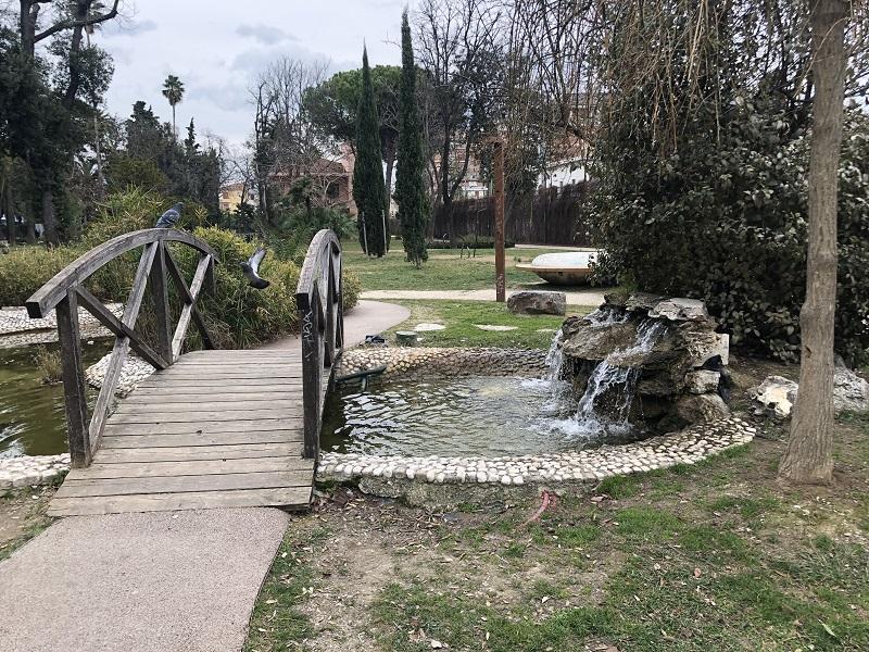 Ponticello In Via Olindo Pasqualetti