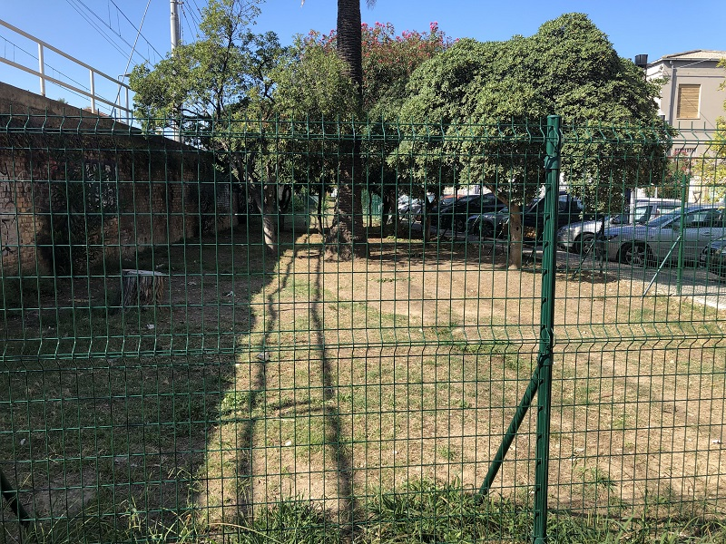 La Recinzione Del Parco Bau