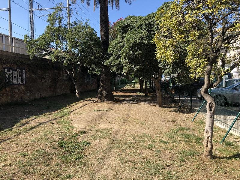 Parco Bau Di Via Paolini