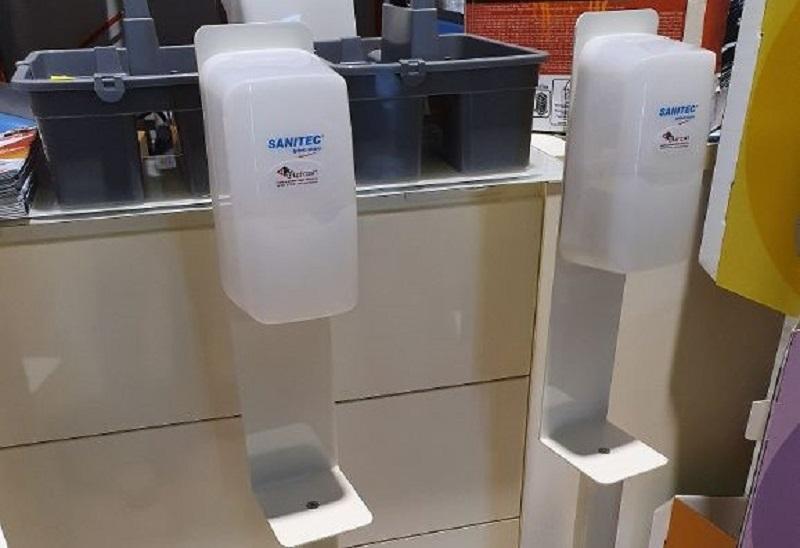 Dispenser Nei Negozi