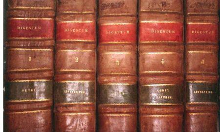 Biblioteca Comunale di Siracusa: Corpus Iuris Civilis, 1548