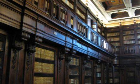 Biblioteca Alagoniana: Sala Lignea