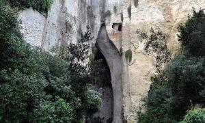 Orecchio Di Dionisio Entrata