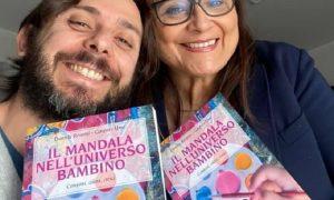 Autori mandala Gaspare Urso e Daniela Respini