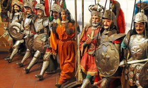 Le marionette: Pupi siciliani