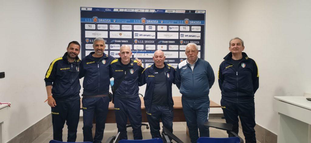Calcio, Siracusa apre le porte al Campionato nazionale ...
