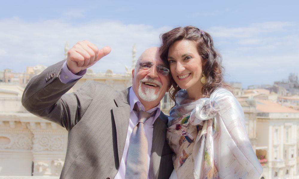 Dillo alla luna: Sardone e la figlia