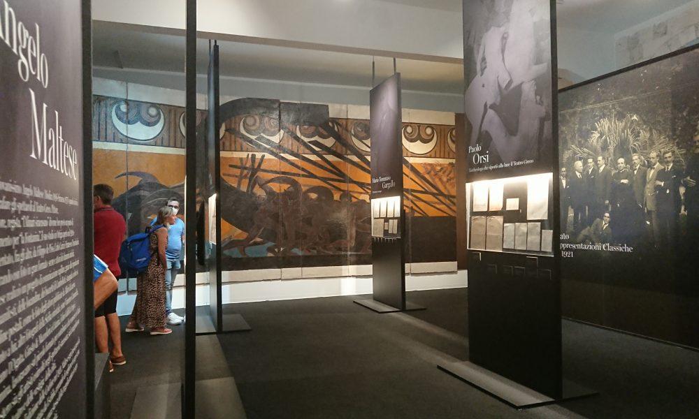 Fondazione Inda Palazzo Greco Orestea