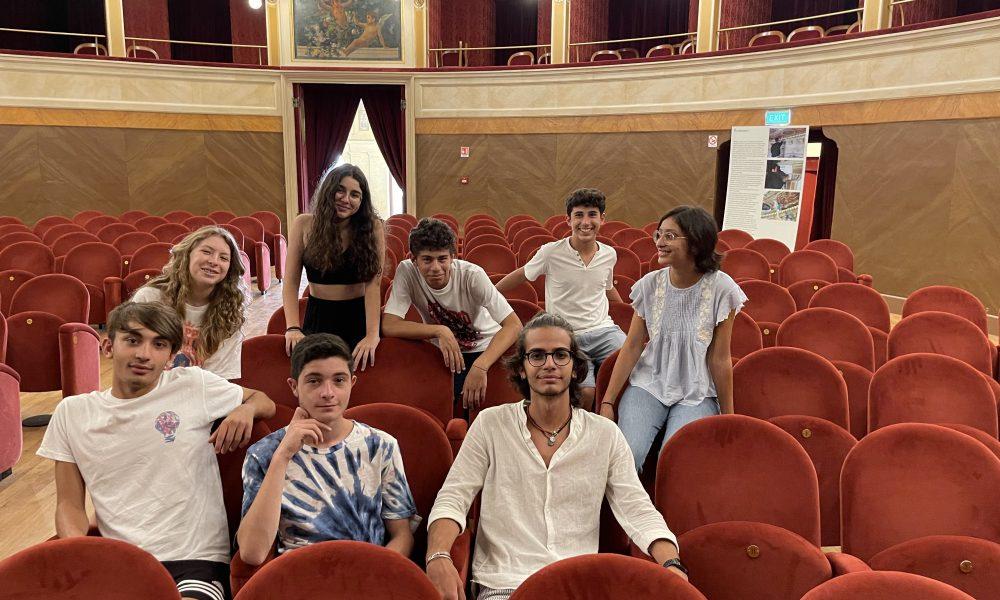 La Compagnia Ultimo Giro Al Teatro Comunale