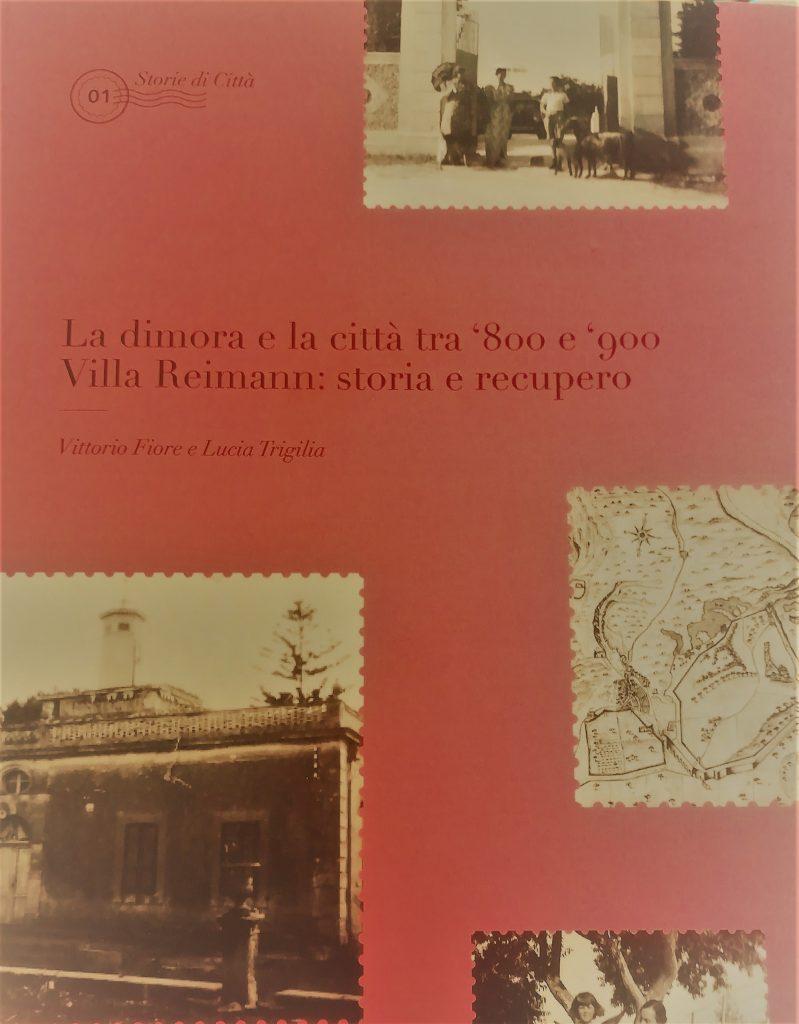 La Villa Reimann: testo di Lucia Acerra