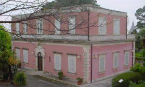 La villa Reimann: edificio storico