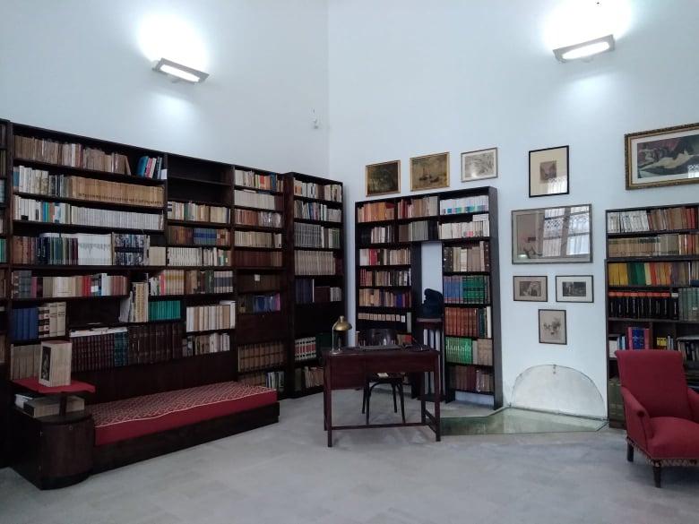 Elio Vittorini: la biblioteca-museo che ricorda lui e la famiglia