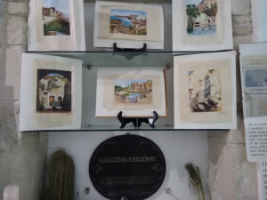 Galleria Bellomo: un concentrato di tradizione e creatività