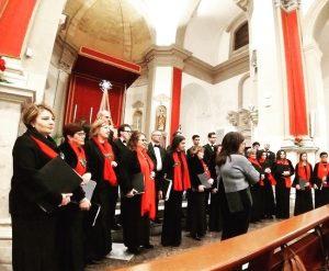 Ad In-canto corale il Coro Polifonico Europeo Giuseppe De Ciccio