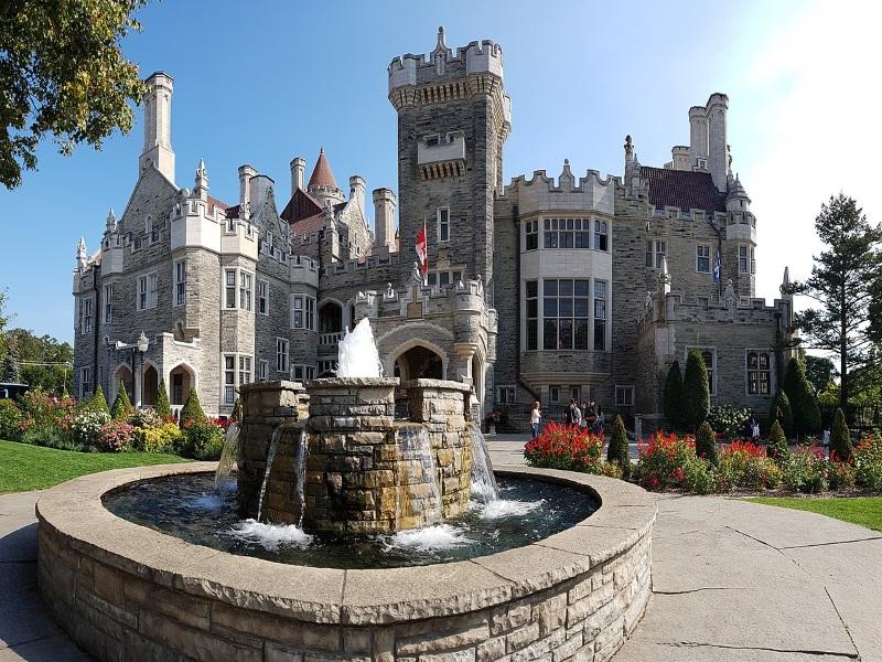 Casa Loma Toronto, reggia di Sir Pellatt