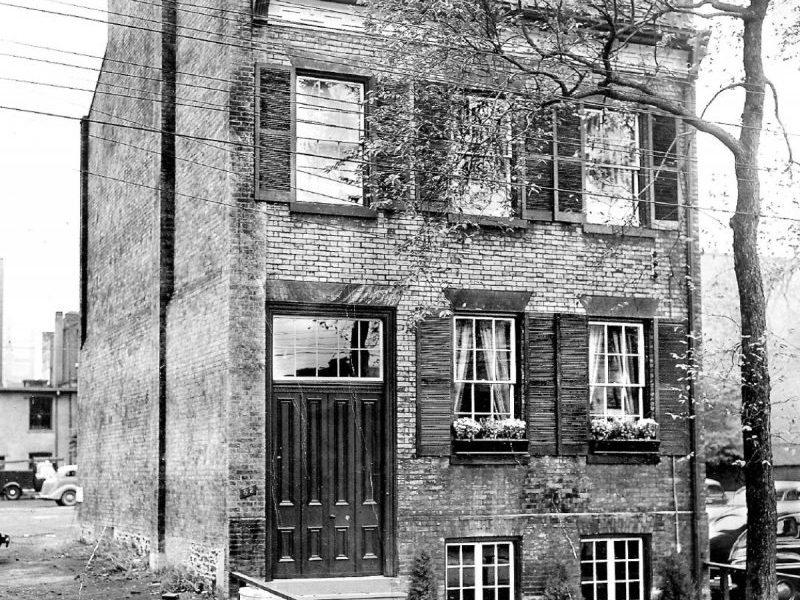 Facciata della Mackenzie House