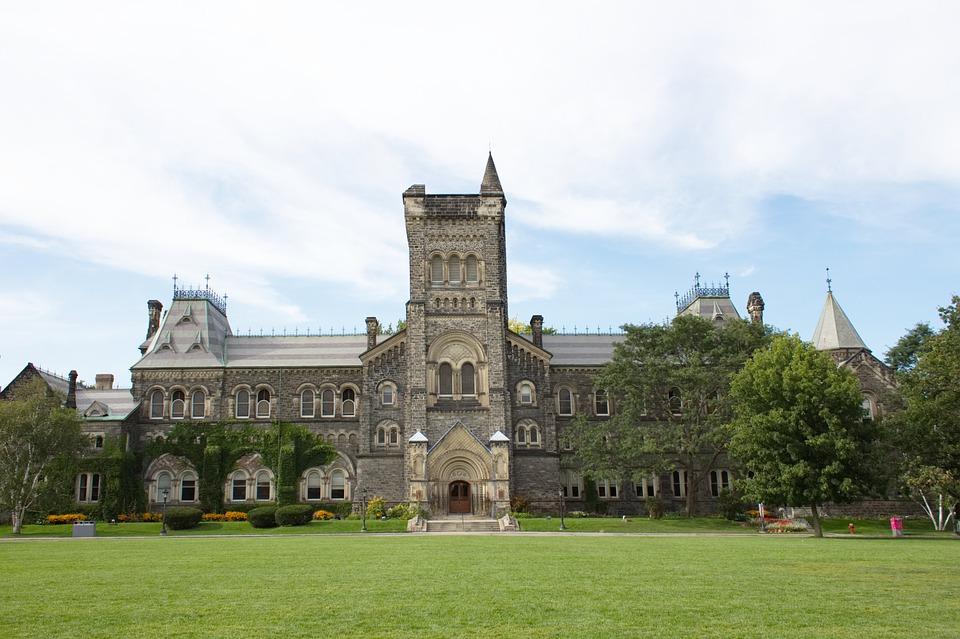 Veduta della University of Western Ontario