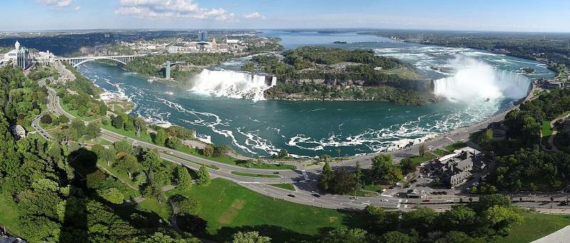 San Valentino a Toronto - Le cascate del Niagara