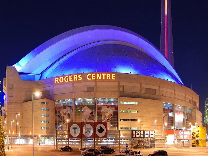 Rogers Centre - foto della facciata