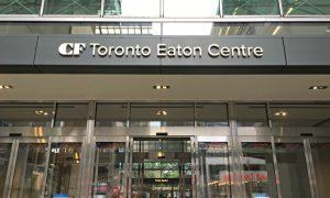 Toronto Eaton Centre, centro commerciale