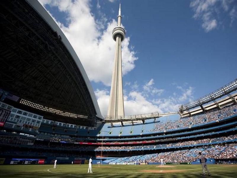 Rogers Centre - foto del campo interno