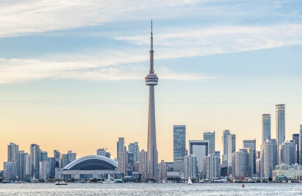 La CN Tower di Toronto