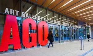 Art of gallery, AGO a Toronto