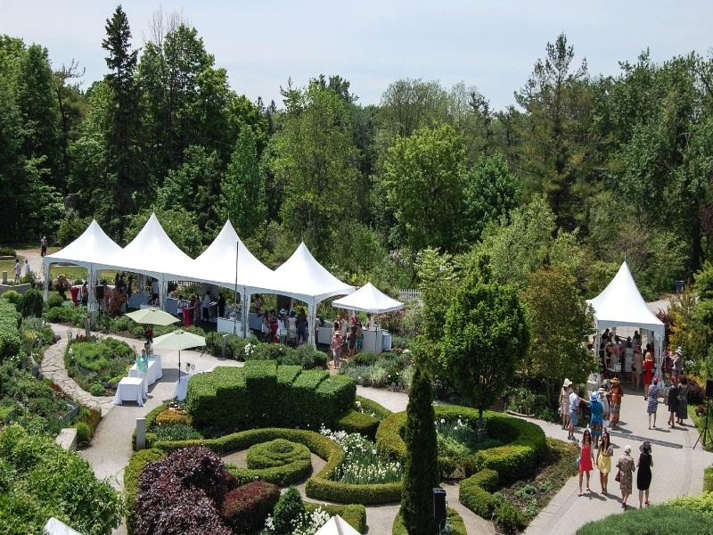 Toronto Botanical garden. Eventi e iniziative nel Giardino Botanico