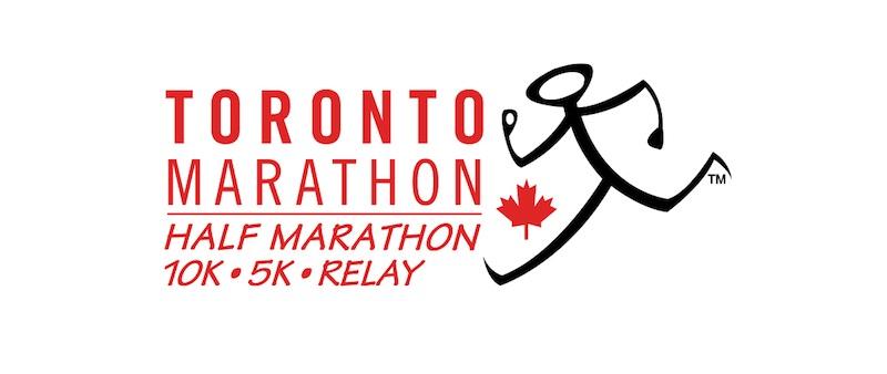Logo Della Toronto Marathon