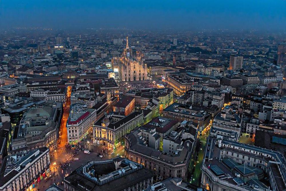 I gemellaggi italiani di Toronto - Milano