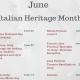 Italian Heritage Month: gli eventi