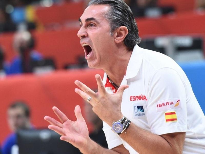 Sergio Scariolo coach